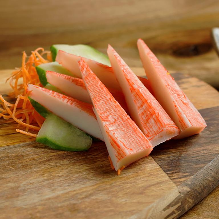 Crab Stick Sashimi