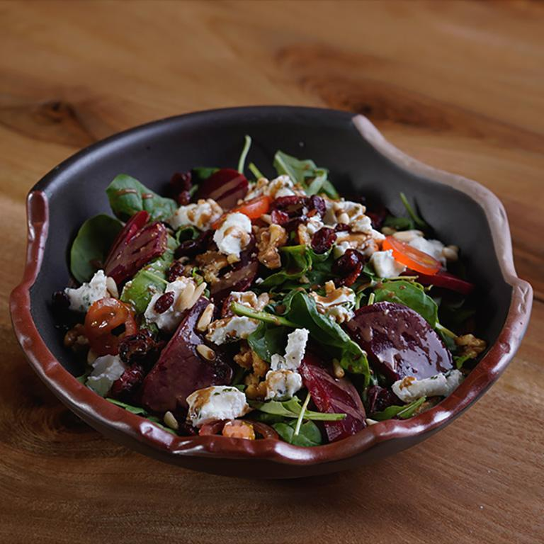 Arugula Beetroot salad